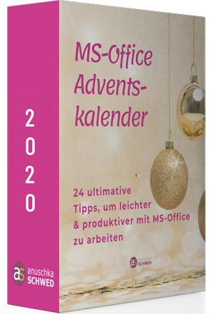 MS-Office-Adventskalender