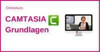 Onlinekurs Camtasia-Grundlagen