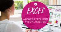 Online-Workshop Excel Daten auswerten und visualisieren