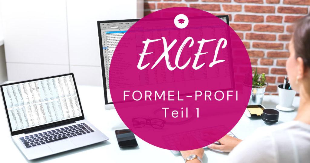 Online-Workshop Excel Forme-Profi 1