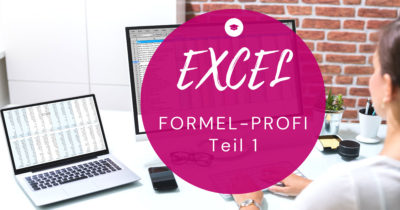 Online-Workshop Excel Forme-Profi 1