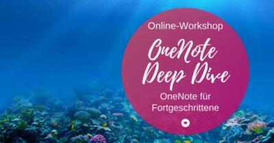OneNote-DeepDive