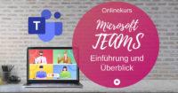 Workshop Microsoft TEAMS Einführung 800